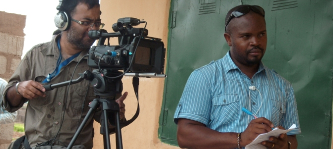 DOCUMENTARY FILM MAKING